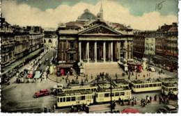 Bruxelles    De Beurs  Tram - België