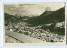 Y15261/ Ortisei St. Ulrich Südtirol Dolomiten Foto AK 1937 Italien - Non Classés