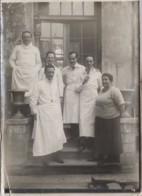 Santé - Médecine - Hôpital Broca 54 Rue Pascal 75 Paris 13 - Photographie Juin 1923 - Health