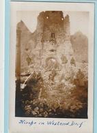 Westende : Fotokaart Kerk 1916 - Westende