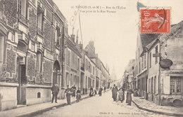 77 / Nangis  : Rue De L'église    ////   Fév. 20 ///  BO. 77 - Nangis