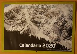 2020. CALENDARIO RED NATURA 2000 EN ARAGÓN. - Tamaño Grande : 2001-...