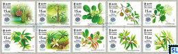 Sri Lanka Stamps 2020, World Wetlands Day, Flowers, Ramsar, MNH - Sri Lanka (Ceilán) (1948-...)
