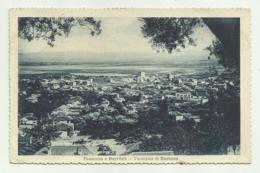 PANORAMA DI DURAZZO - DURRESIT 1940 - VIAGGIATA  FP - Albanië