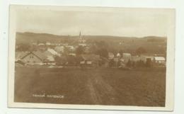 TRHOVA KAMENICE 1931 FOTOGRAFICA VIAGGIATA   FP - Repubblica Ceca