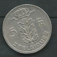 Baudouin 1er. 5 FRANCS 1958  - Pieb 22608 - 1951-1993: Baudouin I