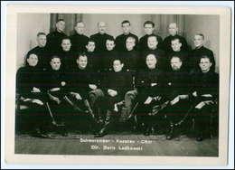 Y3026/ Schwarzmeer Kosaken Chor Dir. Boris Ledkowski Foto AK  - Cartes Postales