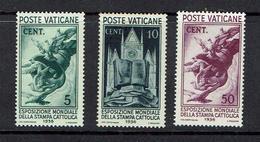VATICAN...1936... .mh - Unused Stamps