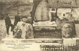 16  ESSE - MONUMENT AUX MORTS ..... (ref 8111) - Other Municipalities