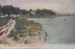 PORT LOUIS La Cale De Locmalo - Port Louis