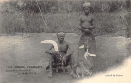 Congo Français - Attirail De Guerre - Ed. Inconnu 106. - Congo Francese - Altri