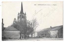 CORMAINVILLE - L'Eglise (vue Animée) - France