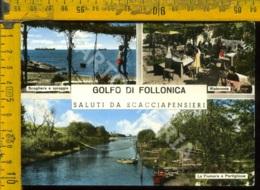 Grosseto Golfo Di Follonica Scacciapensieri - Grosseto