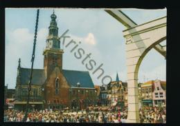 Alkmaar - Waagplein Met Waaggebouw [AA46-4.720 - Nederland