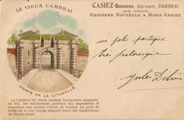 59 - CAMBRAI - PORTE DE LA CITADELLE - Cambrai