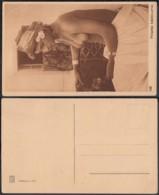 "MAROC CP FEMME NUE"" FILLETTE BEDOUINE "" (VG) DC-6556 - Maroc"