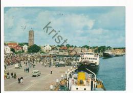 Terschelling - Aankomst-vertrek Veerboot [AA46-5.824 - Nederland