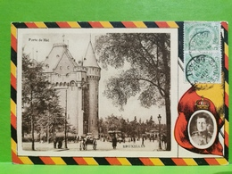 Belgique, Exposition 1910. Bruxelles, Porte De Hal - Expositions Universelles
