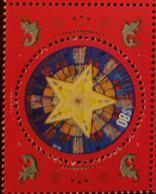O) 2019 ARGENTINA,PHOSPHORESCENT INK -LIGHT IN THE DARK. CHRISTMAS -BELEN STAR -LIGHT, HOPE, AND FAITH -BIRTH SYMBOLS O - Argentina