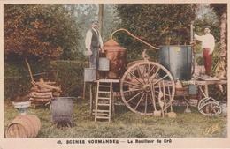 Bouilleur De Cru - Agriculture