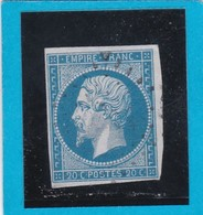 N° 14A - PC 2414    PERTHUIS  ( 86 )  VAUCLUSE  - REF 14112 - 1853-1860 Napoléon III