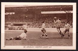 Olympic Games-1928,Amsterdam,Postcard № 61(final Uruguay-Argentina ), Football, Soccer, Fussball,calcio - Summer 1928: Amsterdam