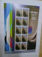 Gibraltar Michel 1032/35 Kleinbogen Postfrisch Europa 2003 (5821) - Gibraltar