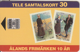 ALAND ISL. - Stamps, Tirage 26000, 11/93, Used - Aland