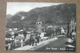 SAINT VINCENT-ENTRATA  IN PAESE -  ANIMATA  -1952 -  BELLA - Unclassified