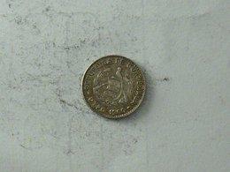 Guatemala 5 Cent 1960 Silver Argent - Guatemala