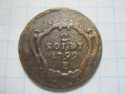 Gorizia 2 Soldi 1799 E (unconfirmed Coin ?) - Gorizia