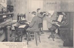 Strombeek-Beveren - Institut Moderne - Pensionnat Pour Jeunes Gens - Salle De Répetition - Grimbergen