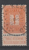 COB N° 108 Oblitération KESSEL-LOO 1914 - 1912 Pellens