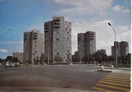 93 - PANTIN :  La Cité Des Courtillières ( Immeubles HLM Résidence ) CPSM Dentelée Grand Format  - Seine St Denis - Pantin