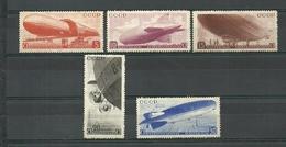 RUSSIA. 1934. Zeppelin, Aviation, FULL SET ! - Ongebruikt