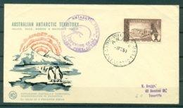 Territoire Antarctique Australien 1959 - Y. & T. N. 246 - Ouverture Du Bureau De Poste De Wilkes - Lettres & Documents