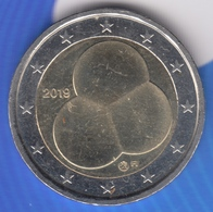 @Y@  Finland  4 X  2 Euro 2019 Hallitusmuoto  100 Jaar Grondwet - Finnland