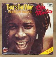"7"" Single, Rita Marley - That's The Way - Disco, Pop"