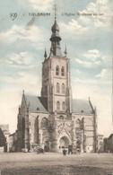 PK, Tirlemont - Tienen, L'Eglise N. Dame Au Lac, Ongebruikt - Tienen