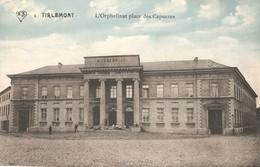 PK, Tirlemont - Tienen, L'Ophelinat Place Des Capucins, Ongebruikt - Tienen