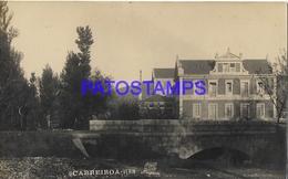 129019 SPAIN ESPAÑA CABREIRO VERIN VIEW PARTIAL POSTAL POSTCARD - Spain