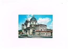 Cathedral Square.THe Old And The New Cathedral.Expédié à Melsele (Belgique).OLdtimer.Autos. - Brescia