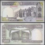 IRAN (Persien) - 500 RIALS (1982) Sign 25 Pick 137f UNC (1)  (24171 - Bankbiljetten