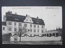 AK STOCKERAU B. KORNEUBURG 1915//  D*41845 - Stockerau