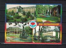 BAD TATZMANSDORF - Kurheim ROSALIENHOF - Austria