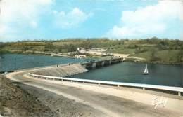 """CPSM FRANCE 61 """"Barrage De Rabodanges, Le Pont De Sainte Croix"""" - Sonstige Gemeinden"""