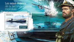 Guinea 2015 War Transport Submarines - Submarines
