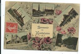 Montataire , Souvenir Multivues - Montataire
