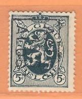 COB 279 Préoblitéré AALST 1930 ALOST Orientation B (used) - Préoblitérés