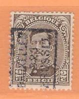 COB 136 Préoblitéré BRUXELLES 1921 BRUSSEL Orientation A (used) - Vorfrankiert